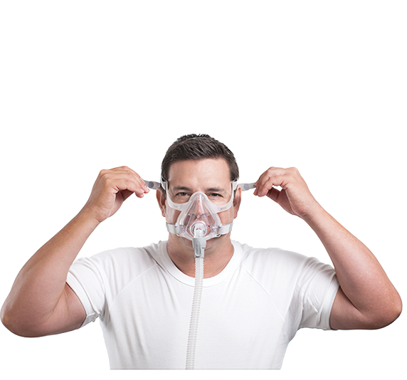 Full Face CPAP Mask Fitting Guide