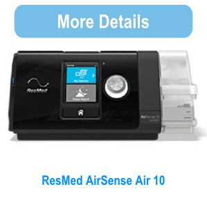 ResMed AirSense 10 review details