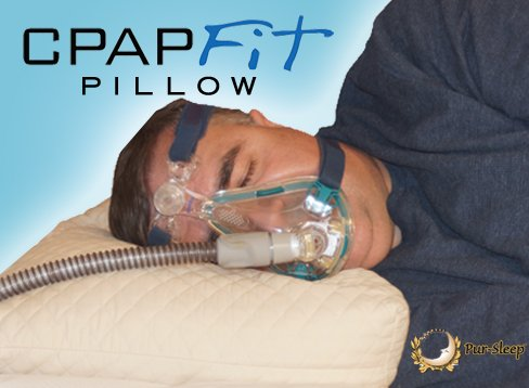 Pur-Sleep CPAPfit CPAP Pillow Reviews
